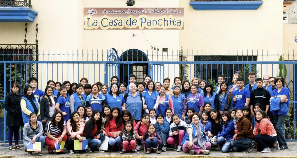 AGTR - La Casa de Panchita