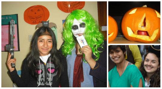 Halloween at La Casa de Panchita