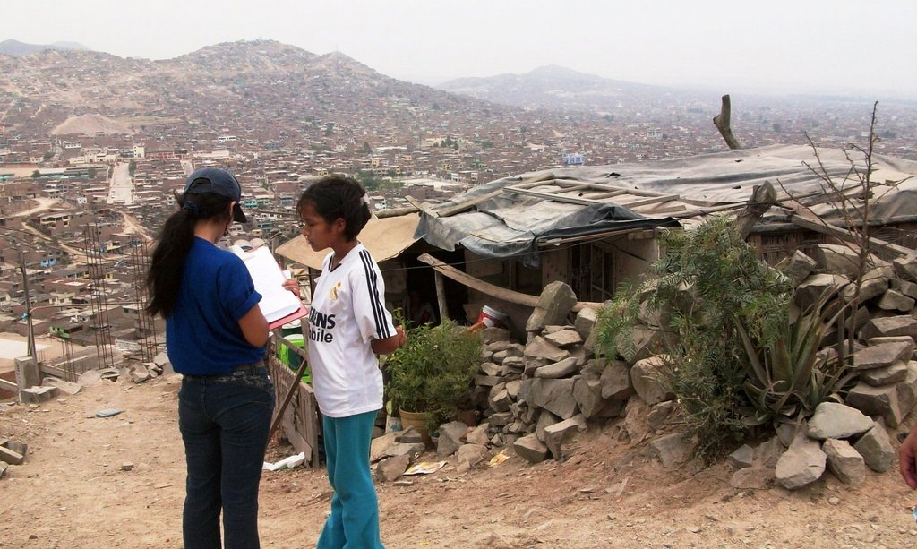 Protect 300 Girls from Child Domestic Work in Peru