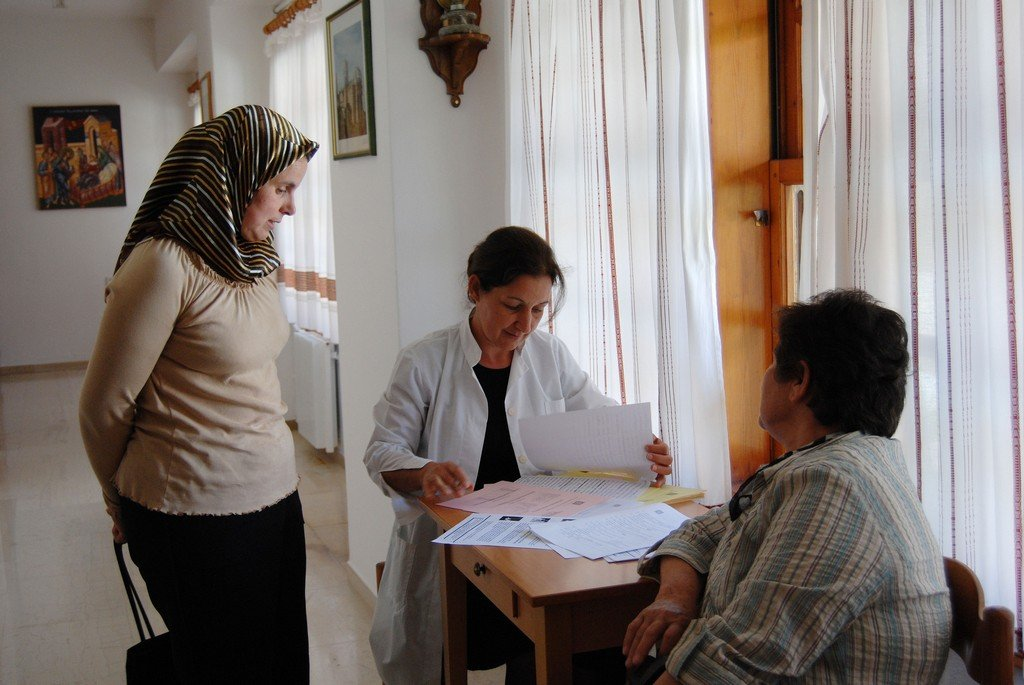 Breast & Cervical Cancer Care in Rural Communities