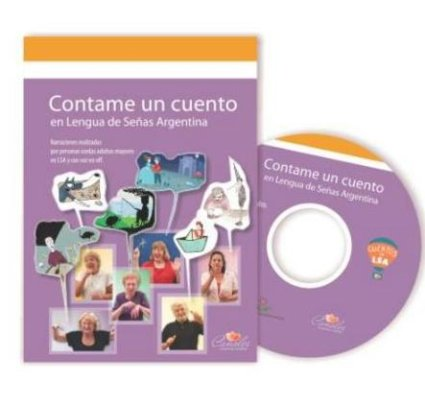 DVD delivered to 100 schools across Argentina