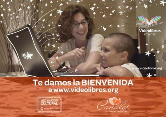 Welcome to VIDEOBOOKS' new site