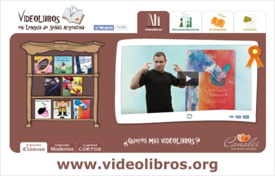 New videobooks - The Emperor's new clothes