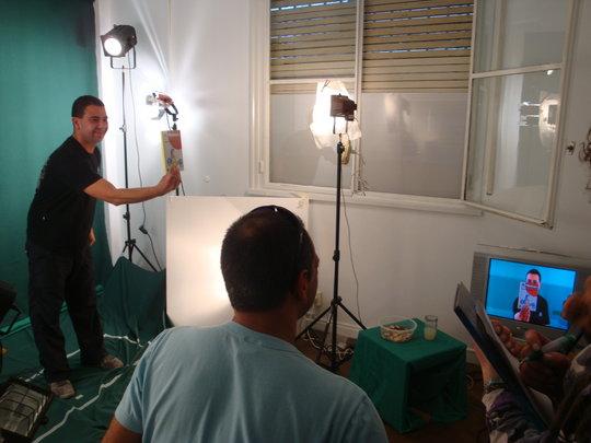 making a videobook