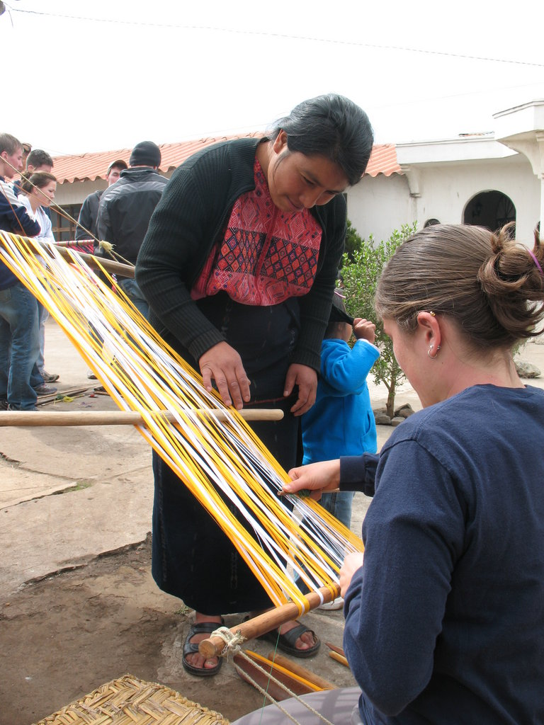 Empower Guatemalan Women With Woven Windmills