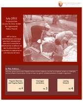 July Newsletter (PDF)