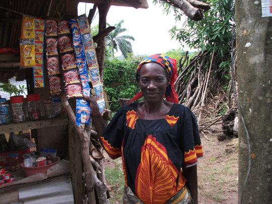 Help 300 African Women Entrepreneurs fight poverty