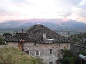 Heritage tourism relies on saving unique vista