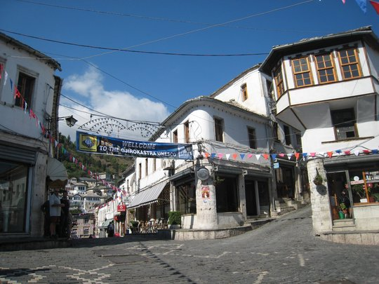 The Historic City of Gjirokastra Welcomes Visitors