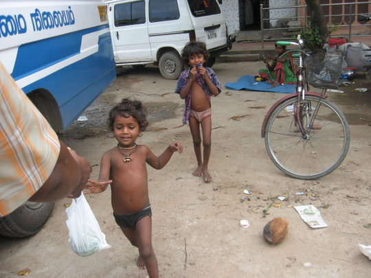 Educational Support for 25 Poor Indian Children