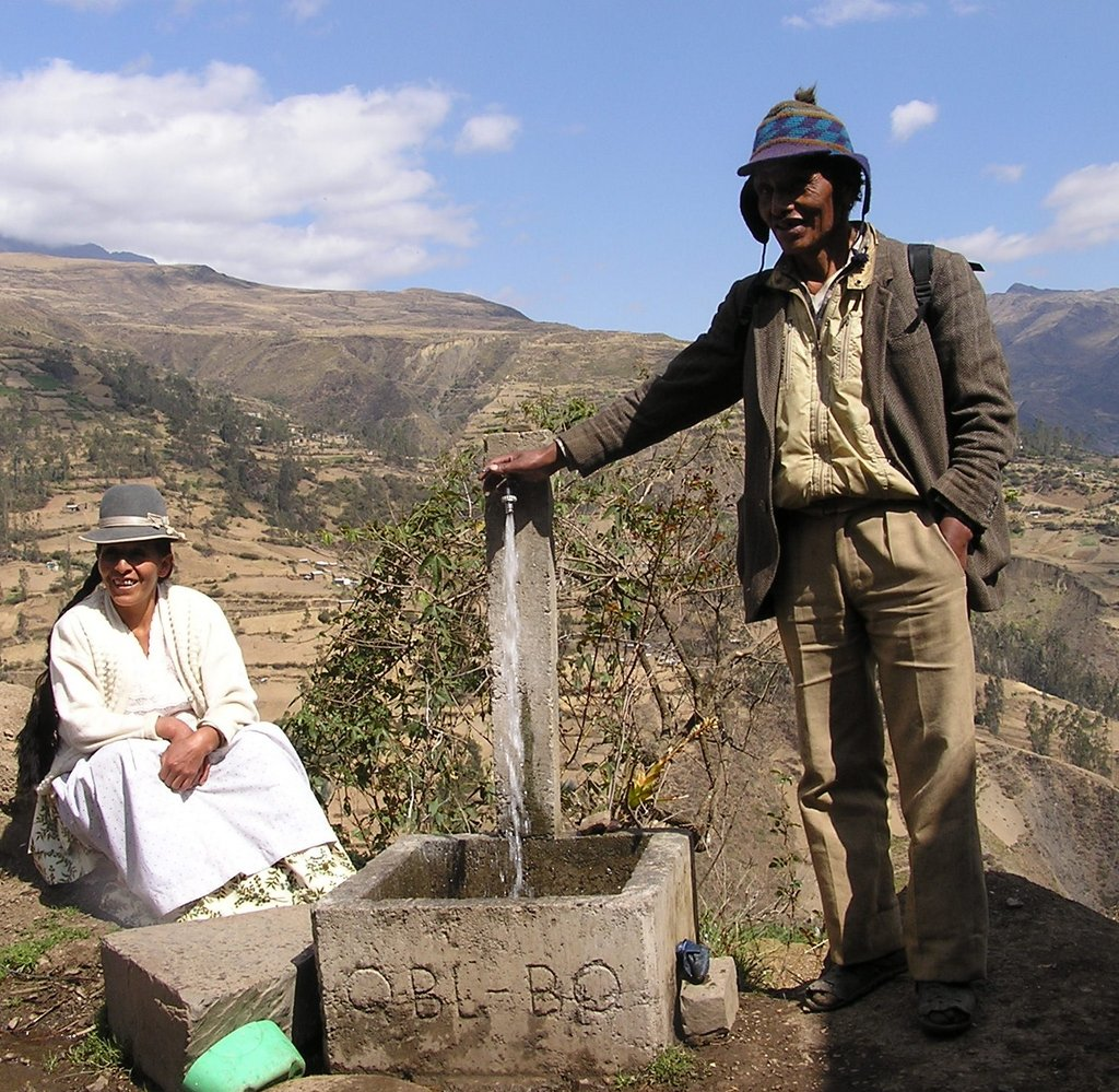 Water Project for Andean Villages in Bolivia