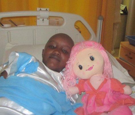 Patient After Surgery