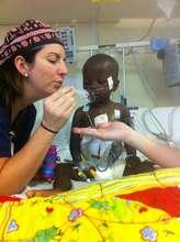 Fay at Tenwek Hospital
