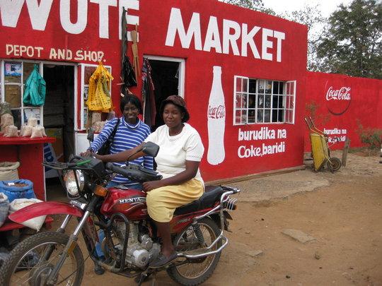 Mwaani, Kenya