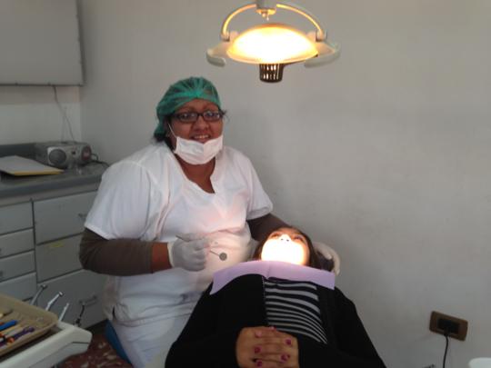 Fabila at Community Service Clinic