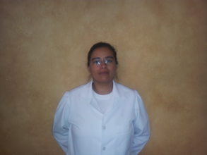 Paola a young mother & new dental hygiene student