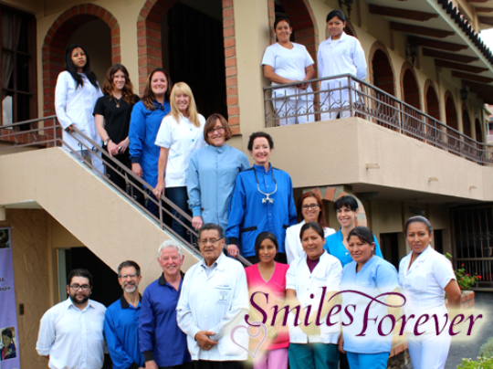 Smiles Forever group & clinic director Alejandro