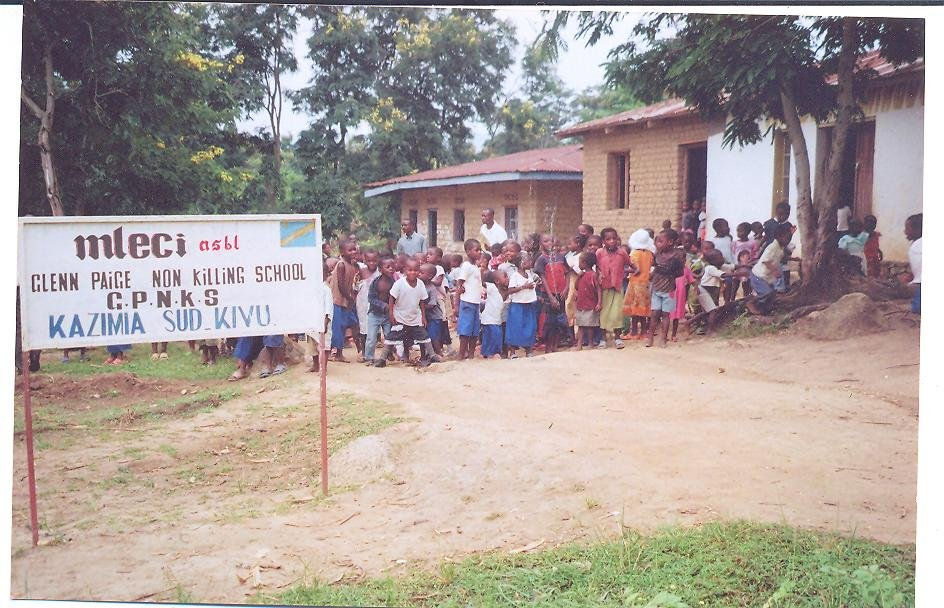 School for 600 children victim of war in DR Congo