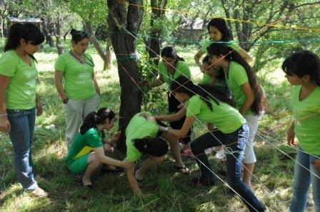 GLOW Girls Leadership Summer School 2011