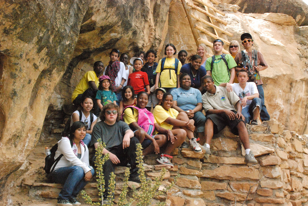 Grow Urban Youth into Future Environmental Leaders
