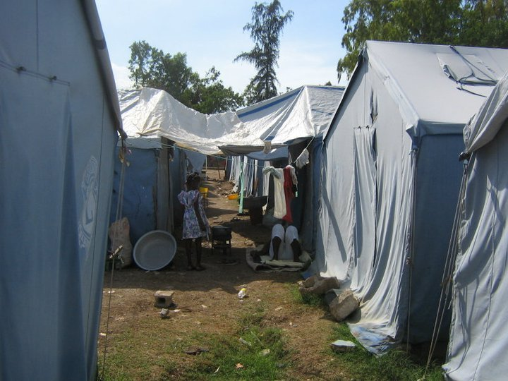 Refugee Camps Across America
