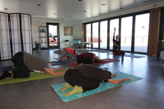 Yoga at Zen Den