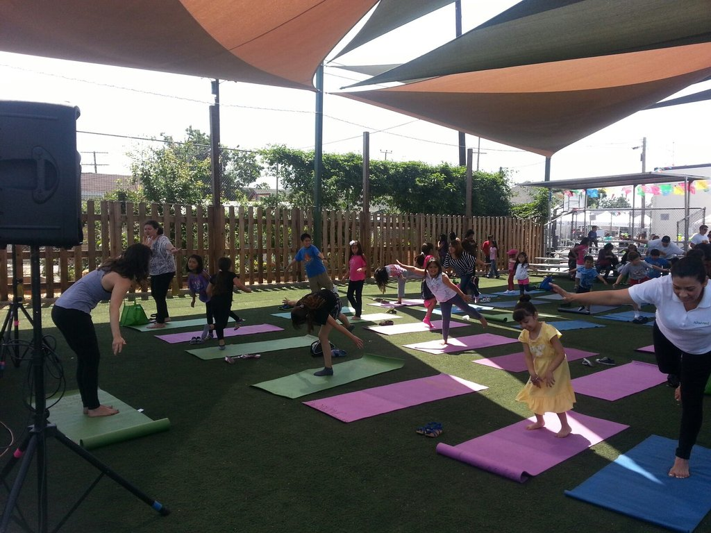 Yoga at A Place Called Home