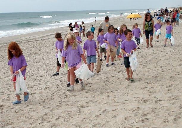 Clean-Up/Beach Walk!