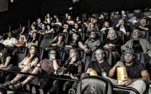 Audience at Awareness Film Festival