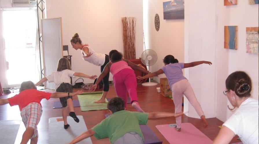 Yoga Camp Day 3