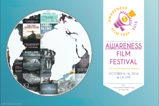 Awareness Film Festival 2016