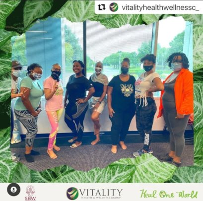 Sherry and Vitality Class