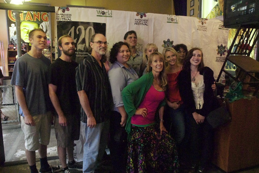 Award winning film team