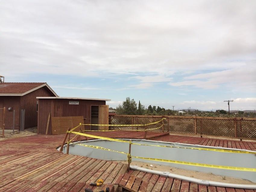 Retreat Under Construction