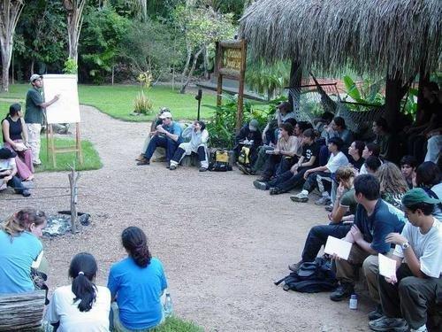 Amazon School - Education for Sustainability