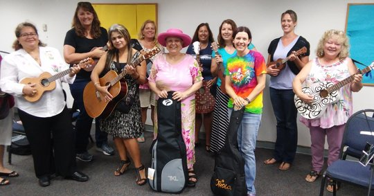 Music Teachers Join K-8 Teachers to Lead the Way