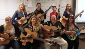 Tuesday at San Miguel Elementary