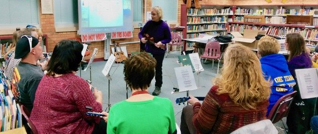 Linda Emmerman trains music educators for GITC