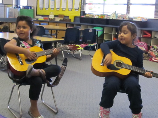 Music makes learning fun!