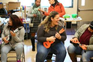 Teachers love learning to teach through music!