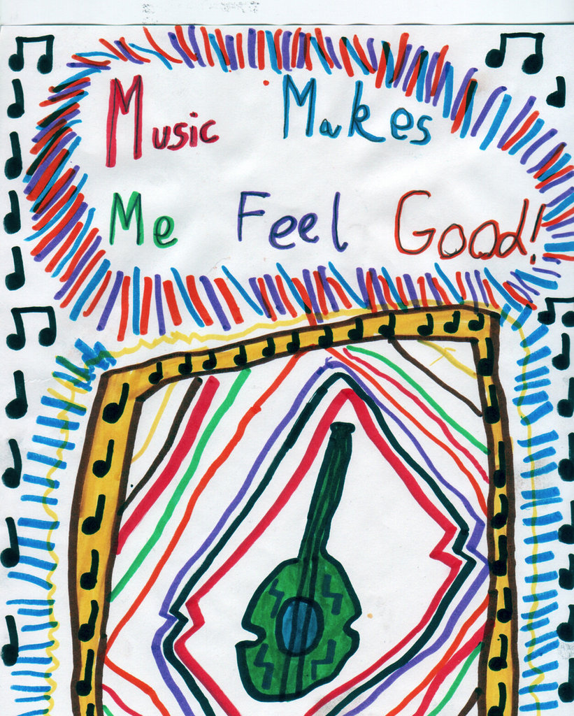 Music Makes me Feel Good