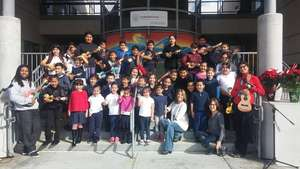 GITC at Luther Burbank Elementary in San Diego