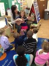 Susan Tu's class in Burlington, VT