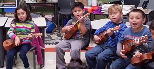 Music Focuses Students!