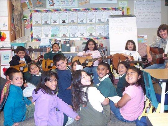Music Makes Learning English More Fun!