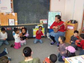 When songs & movement help us learn and grow!