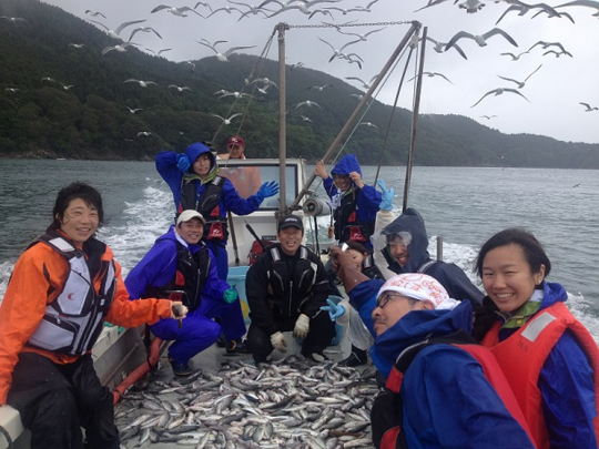 Fishing Experience & Interacting with Local People