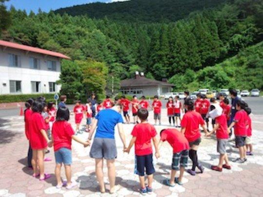 English Adventure Summer Camp