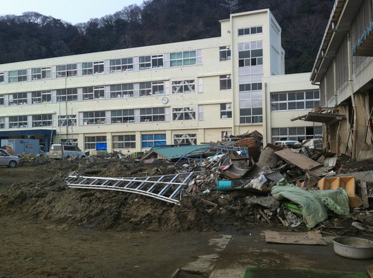 Help orphans in Japan rebuild lives post-tsunami