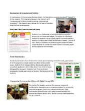 LLF Bricks to Books (PDF)